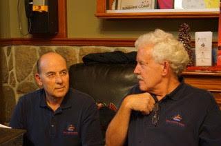 John Wiseman & Alan Skelley