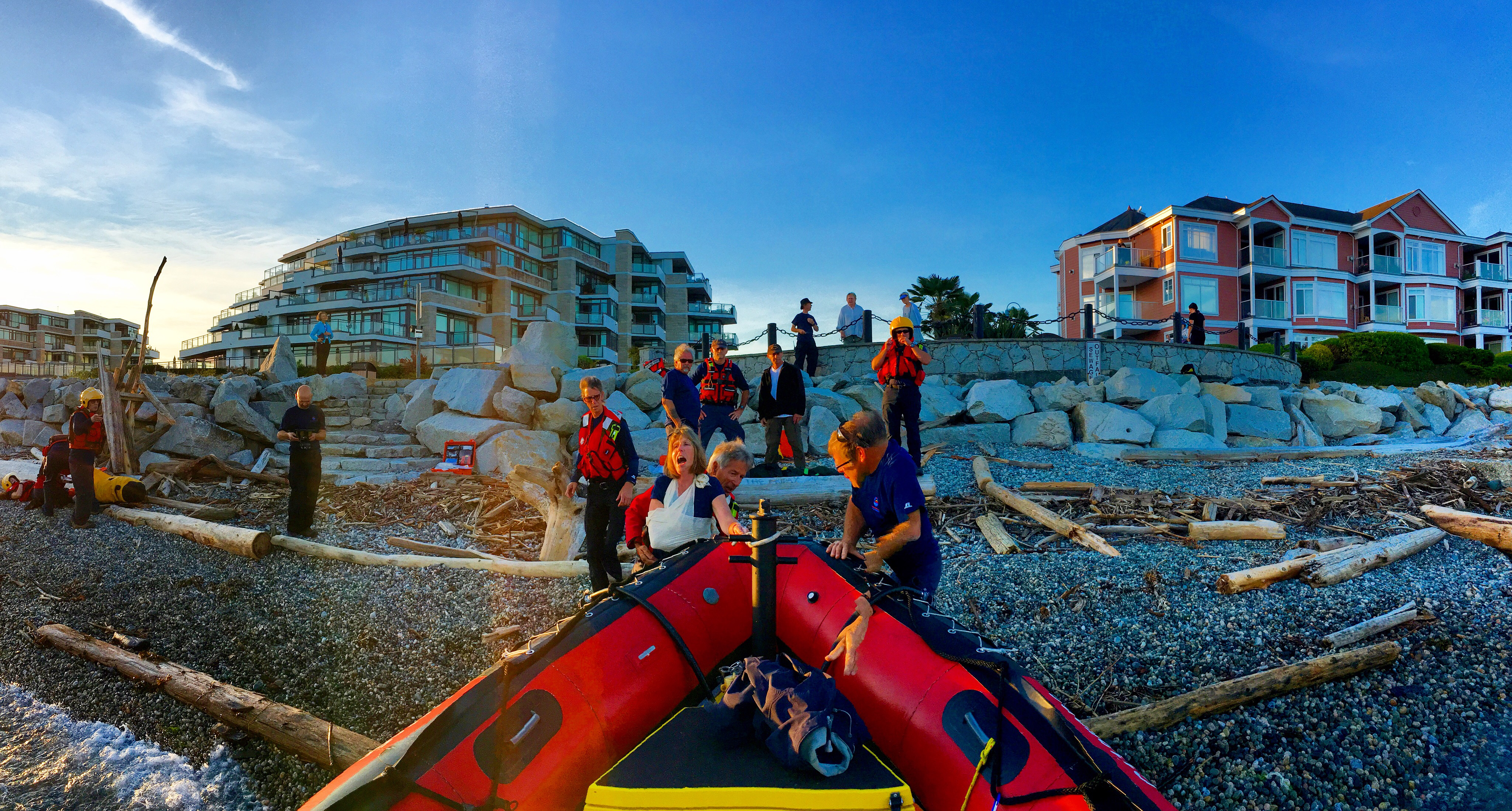 News Rcmsar Station 12 Halfmoon Bay How To Build Whistle Responder Join A Dedicated Marine Search And Rescue Team
